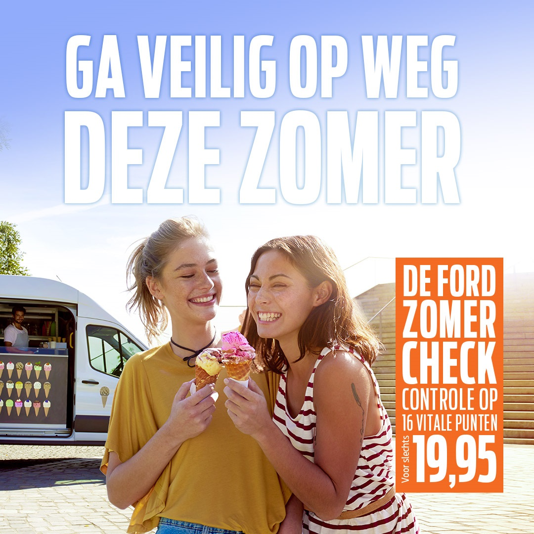 Ford Zomercheck